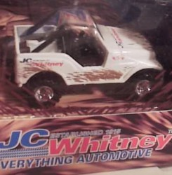 J.C. Whitney CJ Jeep