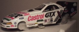 10 Time Champion John Force 2001 Mustang 1/24 by Action