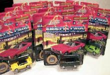 Muscle Cars Set Johnny Lightning
