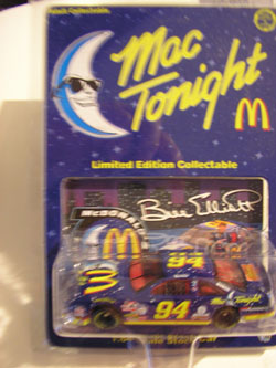 Elliott, Bill #94 Mac Tonight 1/64 Action