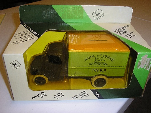 John Deere #1 1926 Mack Truck produced in 1984
