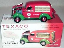 The Texas Company 1939 Chevrolet Canopy Express