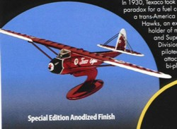 "Texaco #10 Special Edition ""Eaglet"" Glider"