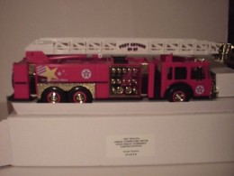 1997 Gold Limited Edition Aerial Tower Fire Truck