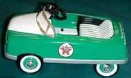 Pedal Car #3 With Holiday Ornament