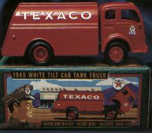Texaco #13 1949 White Tanker