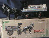 Texaco #8 Horse and Tanker