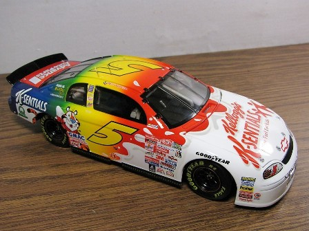Labonte,Terry #5 Kellogg's K Sentials 1/18 Action
