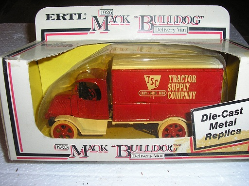 Tractor Supply Co. 1926 Mack (Bulldog) Delivery Van