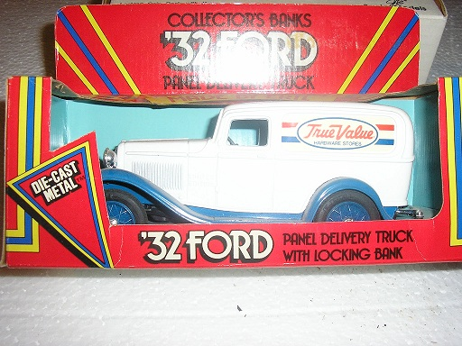 True Value Hardware 1932 Ford Panel Delivery Truck