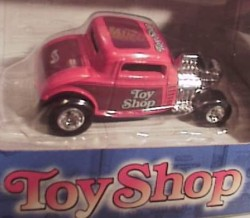 Toy Shop 1932 Ford Hotrod