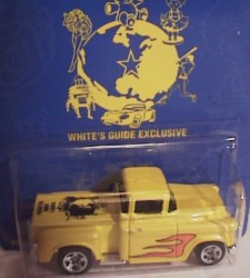 White's Guide Exclusive Yellow '56 Flashsider